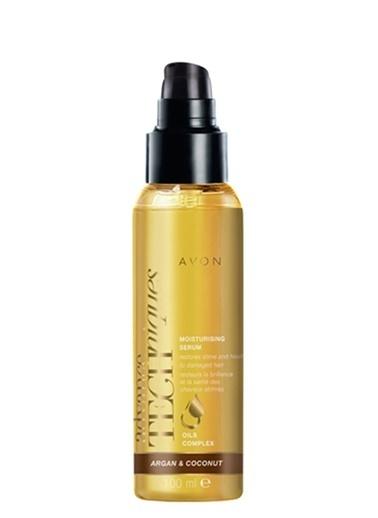 Avon Argan ve Hindistan Yağlı Saç Serumu 100 Ml Renksiz